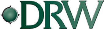DRW, Inc. logo