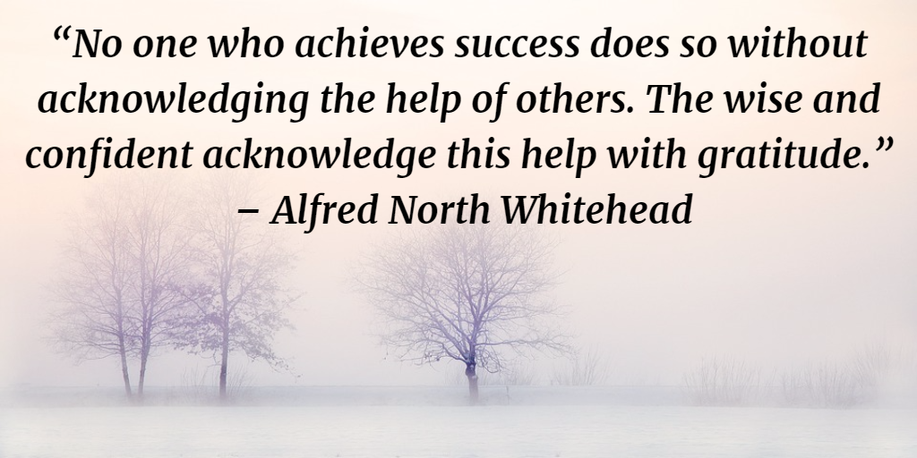 Alfred North Whitehead quote